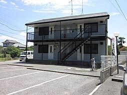 スプリング・クレインII[1階]の外観