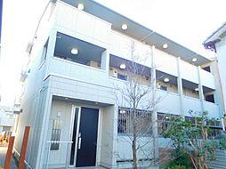 大阪府守口市南寺方北通1丁目の賃貸アパートの外観