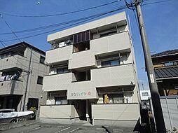 サンハイツ寿[2階]の外観