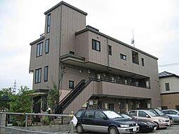 ローズコート[2階]の外観