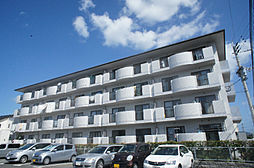 福岡県宗像市田熊3丁目の賃貸マンションの外観