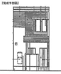 庄内西町2丁目アパート[0101号室]の外観