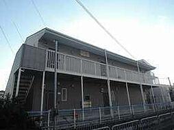 大阪府高槻市大冠町3丁目の賃貸アパートの外観
