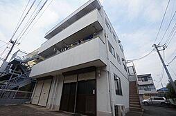 コーポサンライフI[2階]の外観