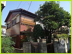 東京都調布市調布ケ丘1丁目の賃貸アパートの外観