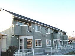 兵庫県高砂市伊保崎4丁目の賃貸アパートの外観
