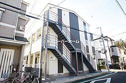 東急田園都市線 中央林間駅 徒歩10分の賃貸アパート