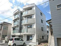 北海道札幌市東区北三十六条東12丁目の賃貸マンションの外観
