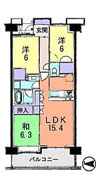 グリーンフォレスト戸田