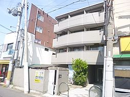大阪府堺市西区鳳東町5丁の賃貸マンションの外観