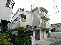 兵庫県神戸市垂水区霞ケ丘4丁目の賃貸マンションの外観