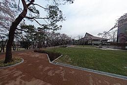 富士森公園(624m)