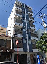 ボルシオン勝山[6階]の外観