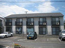 佐賀県唐津市熊原の賃貸アパートの外観