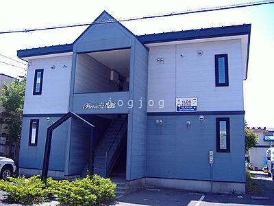外観,1DK,面積29.81m2,賃料4.0万円,バス くしろバス治水入口下車 徒歩3分,,北海道釧路市住之江町2-19