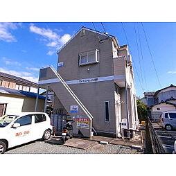 福岡県久留米市小森野1丁目の賃貸アパートの外観