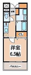 カンタービレ[1階]の間取り