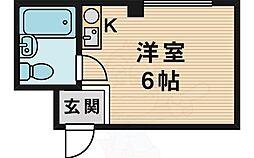 千林大宮駅 1.8万円