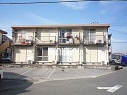 鶴田ローズタウンA棟[1階]の外観