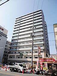 レジディア新大阪[4階]の外観