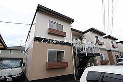 岡山県倉敷市堀南丁目なしの賃貸アパートの外観