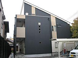 フジパレス岡田[2階]の外観