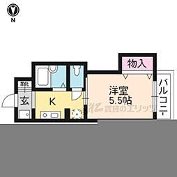 龍谷大前深草駅 3.6万円