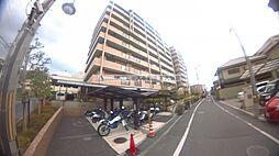 イトーピア枚岡公園[11階]の外観