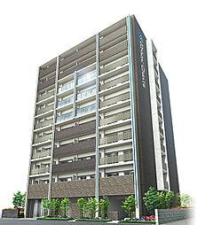 クリスタルグランツみなとシティ[10階]の外観