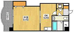 第14川崎ビル[5階]の間取り