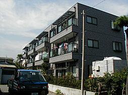 グリーンヒルズ湘南[3階]の外観