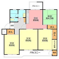 大船駅 6.5万円