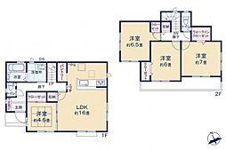 一戸建て(狭山ヶ丘駅から徒歩12分、99.36m²、3,280万円)