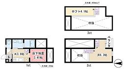 高畑駅 6.0万円