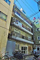 シルバーハイツ[2階]の外観