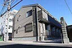 フォーブル本八幡[1階]の外観