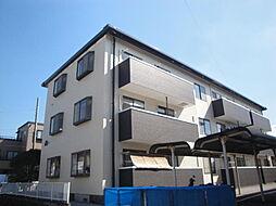 コーポ斉藤A・B[1階]の外観