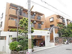 大阪府豊中市本町8丁目の賃貸マンションの外観