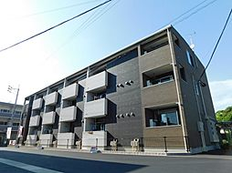 福岡県北九州市小倉南区北方3丁目の賃貸アパートの外観