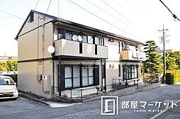 愛知県豊田市小坂本町1丁目の賃貸アパートの外観