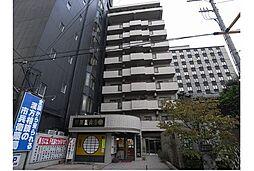 京都府京都市下京区竹屋之町の賃貸マンションの外観