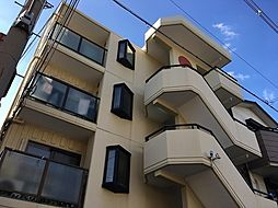 マンションハピネス[3階]の外観