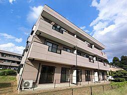 千葉県成田市江弁須の賃貸マンションの外観