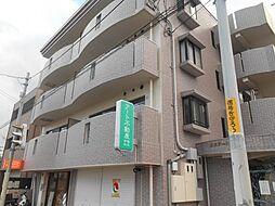 大阪府堺市西区浜寺元町6丁の賃貸マンションの外観