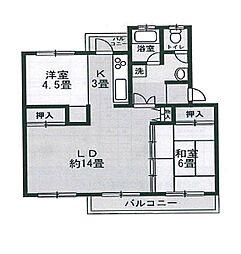 新金岡三丁壱番住宅第2棟