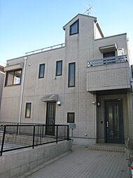[一戸建] 東京都杉並区成田西2丁目 の賃貸【/】の外観