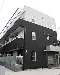 Belle Scene Itabashi[2階]の外観