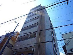 アームスコート若江岩田[203号室号室]の外観
