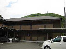 ラーゼンヴィラI棟[1階]の外観