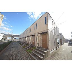 福岡県福岡市東区馬出6丁目の賃貸アパートの外観